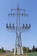 Опора линии электропередач модель 92