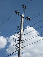 Опора линии электропередач модель 94