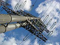 Опора линии электропередач модель 99