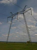 Опора линии электропередач модель 103
