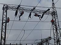 Опора линии электропередач модель 105