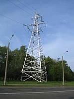 Опора линии электропередач модель 108