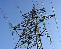Опора линии электропередач модель 110