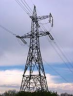 Опора линии электропередач модель 111