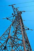 Опора линии электропередач модель 112