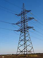 Опора линии электропередач модель 113