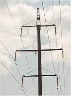 Опора линии электропередач модель 114