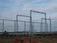 Опора линии электропередач модель 118