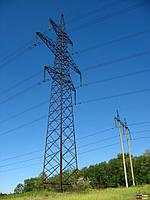 Опора линии электропередач модель 119