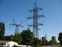 Опора линии электропередач модель 120