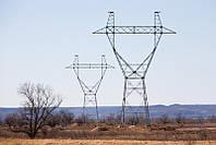 Опора линии электропередач модель 123