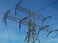 Опора линии электропередач модель 131