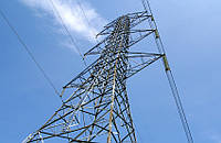 Опора линии электропередач модель 133