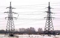 Опора линии электропередач модель 137