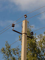 Опора линии электропередач модель 140