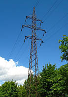 Опора линии электропередач модель 143