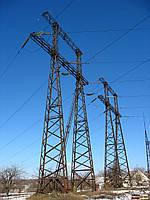 Опора линии электропередач модель 144