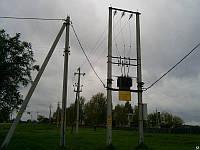 Опора линии электропередач модель 147