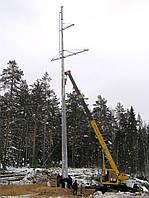 Опора линии электропередач модель 149