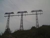 Опора линии электропередач модель 150