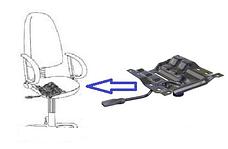 Механизм пиастра для офисного кресла, фото 3