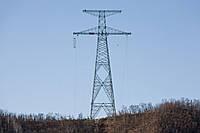 Опора линии электропередач модель 161