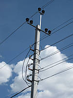 Опора линии электропередач модель 164
