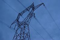 Опора линии электропередач модель 166