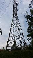 Опора линии электропередач модель 156