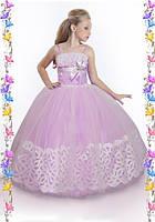 Нарядное детское платье на выпускной СОЛО