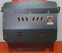 Защита двигателя Renault MASTER (1998-2010) доп. защита шкивов