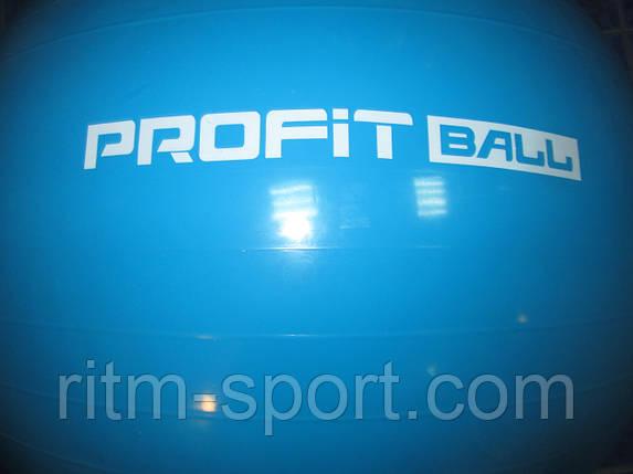 М'яч для фітнесу d 75 см, фото 2