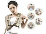 Вибромассажер для спины, плеч и шеи Cervical Massage Shawls, фото 2