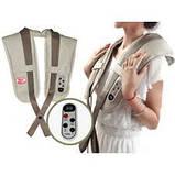 Вибромассажер для спины, плеч и шеи Cervical Massage Shawls, фото 3