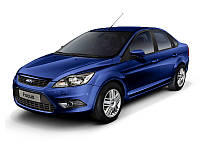 Защита двигателя Форд Фокус 3 (с 2011-) кроме V-1.0 Ford Focus3