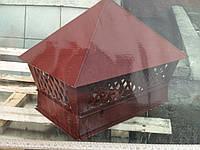 Кованый дымник модель №026