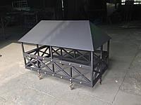 Кованый дымник модель №029