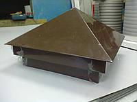 Кованый дымник модель №033