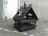Кованый дымник модель №042