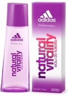 Adidas Natural Vitality EDT 50 ml Туалетная вода женская (оригинал подлинник  Испания)