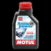Моторное масло Motul Snowpower 2T 1л