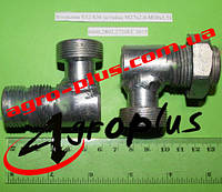 Угольник S32-S36 (к/гайка М27х2.0-М30х1.5)