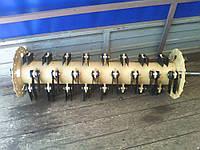 Вал барабана измельчителя в сборе с ножами нива ПУН-5.01.010Б