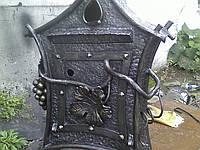 Кованый почтовый ящик модель №077