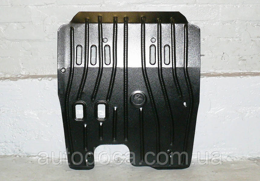 Защита картера двигателя и кпп Honda Accord VII  2002-