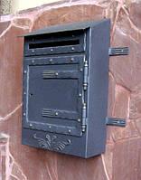 Кованый почтовый ящик модель №162