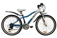 "Spelli Astra 24"" велосипед для девочки Синий"