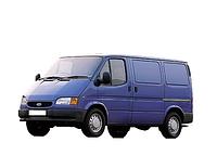 Защита двигателя Форд Транзит (1992-2000) Ford Transit