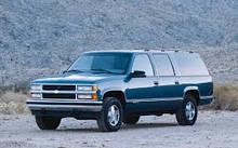 Шевроле Субурбан / Chevrolet Suburban (Внедорожник) (1992-1999)