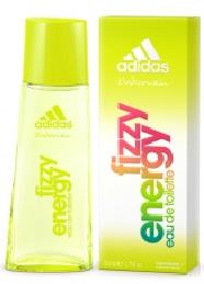 Adidas Fizzy energy EDT 50 ml Туалетная вода женская (оригинал подлинник  Испания)